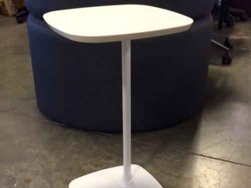 Haworth Height Adjustable Table White Office Furniture