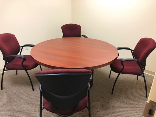 Conference Tables Office Furniture Albany NY Workstation - 60 round conference table