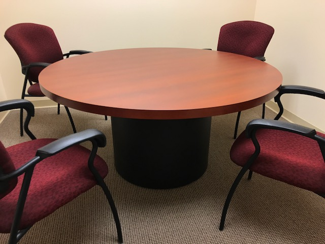 Round Conference Table Cherry Office Furniture Albany NY - 60 round conference table