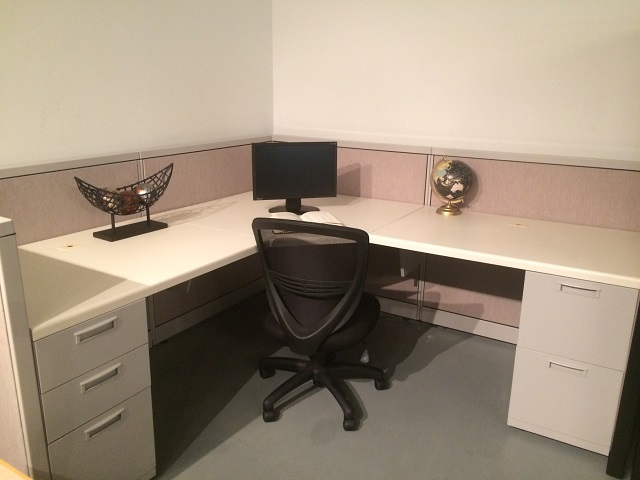 Steelcase Avenir Workstations 7 39 X 7 39 Office Furniture