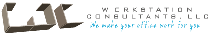 Office Furniture Albany, NY | Workstation Consultants, LLC Logo