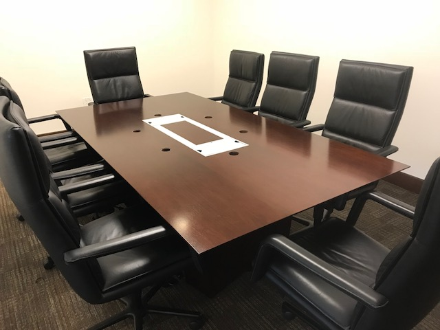 Ofs Conference Table Office Furniture Albany Ny Workstation