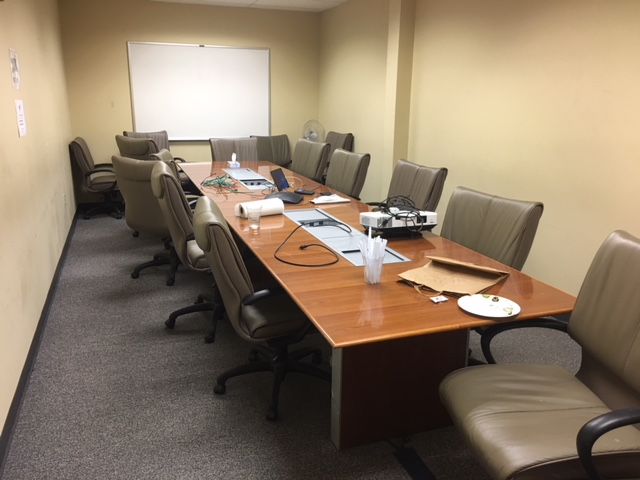 16 Conference Table